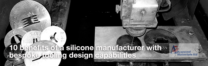 10 benefits of a silicone manufacturer with bespoke tooling design capabilities
