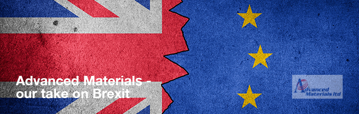 Advanced Materials - our take on Brexit
