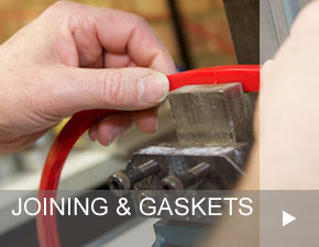 Joining and Gaskets Silicone Manufacturing