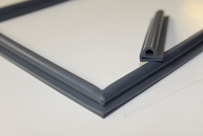 Silicone Rubber Door Seal Manufacturer UK