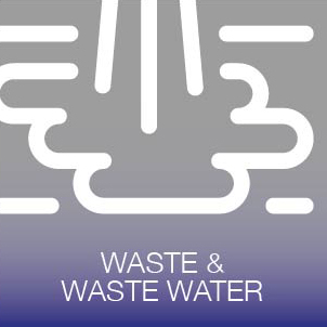 Silicone Rubber Extrusions for Waste Water Industry