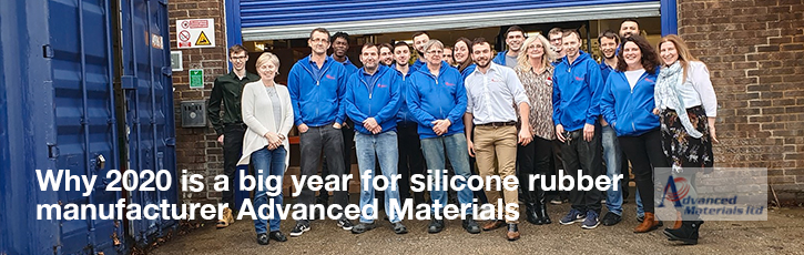 Why 2020 is a big year for silicone rubber manufacturer Advanced Materials