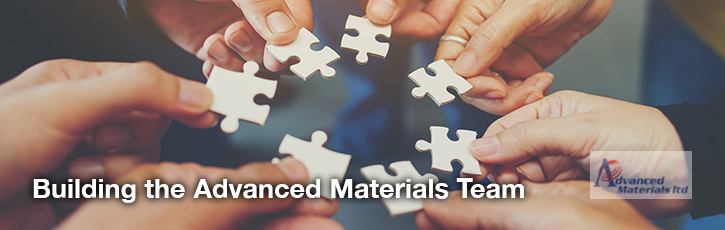 Building the Advanced Materials team