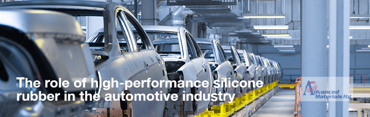 The role of high-performance silicone rubber in the automotive industry